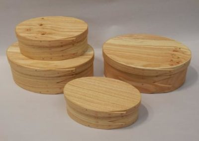 Traditional Shaker Style Boxes