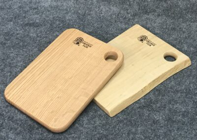 CUTTING BOARDS AND OTHER WOODENWARE